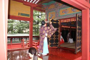 浅草神社 節分祭