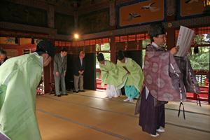 浅草神社敬老長寿祭1