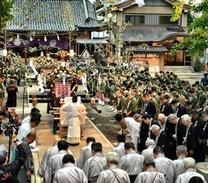 平成27年度三社祭 神幸祭