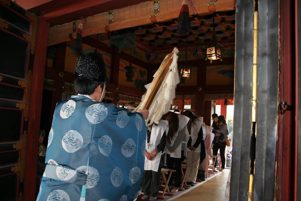 浅草神社節分祭