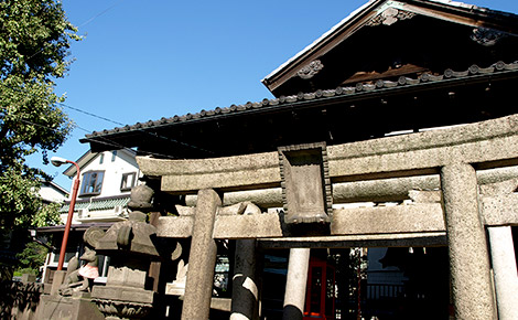 Organ Inari Shrine