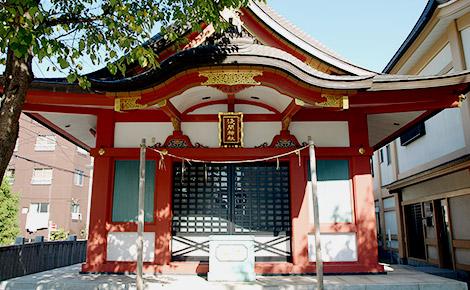 Asakusa Fuji Asama Shrine