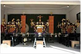 Head office shrine